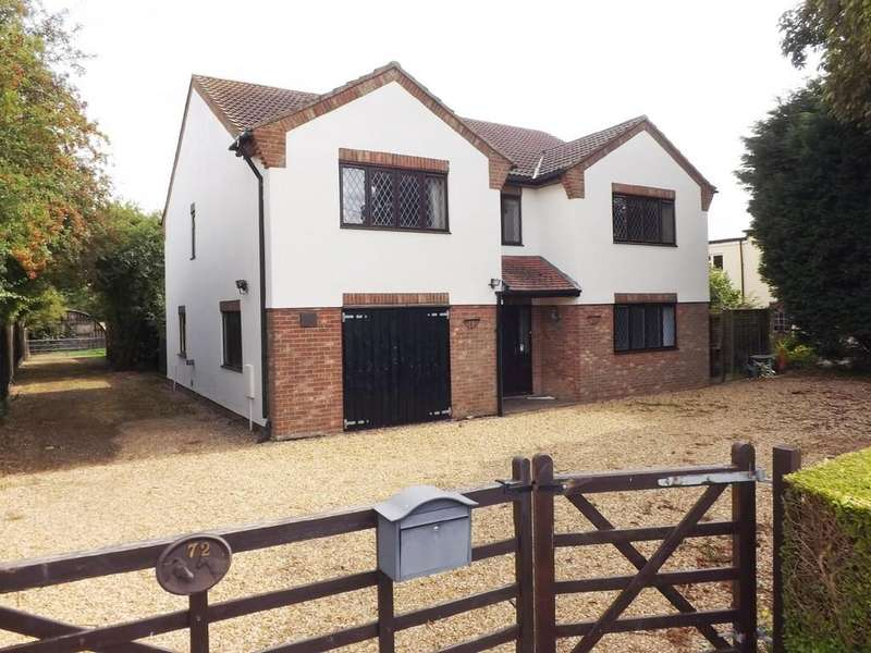 4 Bedrooms Detached House for sale in Gedney Hill