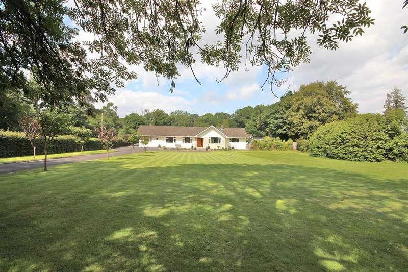 5 Bedrooms Detached Bungalow for sale in Arrowsmith Road, Wimborne