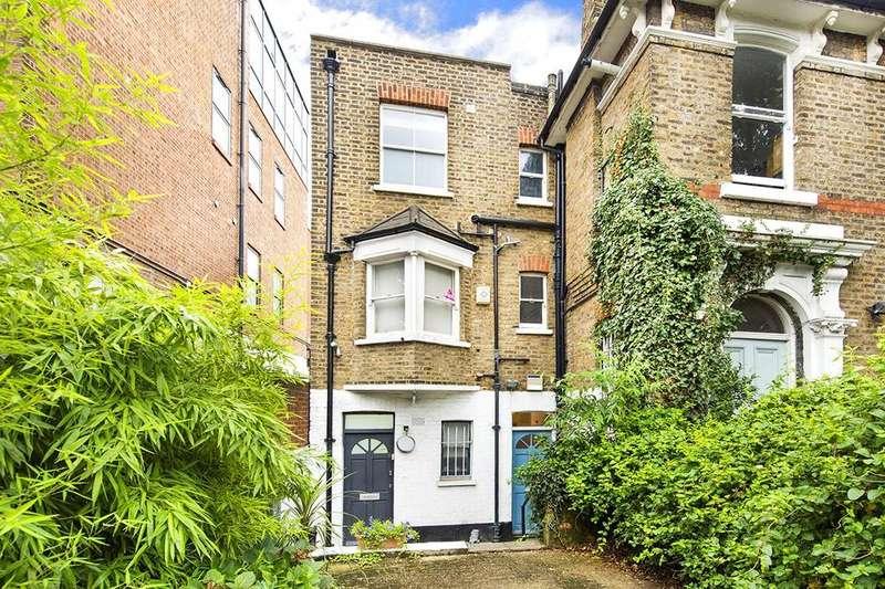 3 Bedrooms Duplex Flat for sale in Mercers Road, Tufnell Park, London, N19