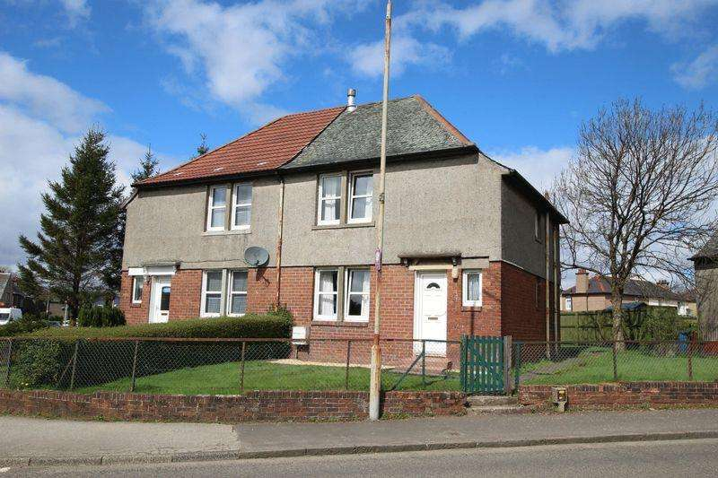 3 Bedrooms Semi Detached House for sale in Greenhead Road, Dumbarton