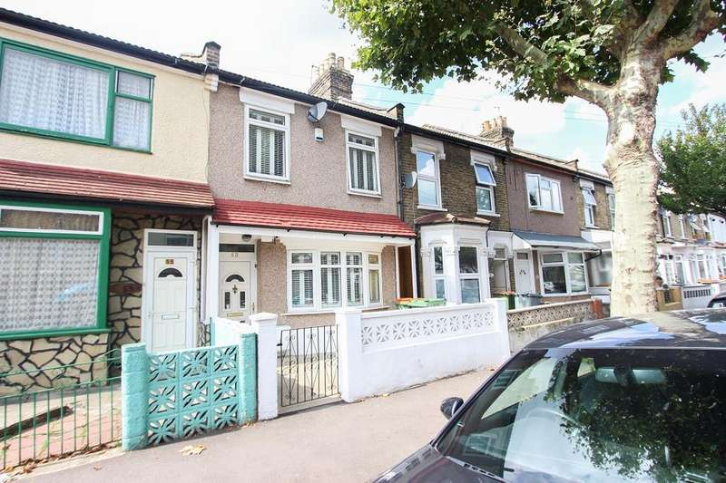 4 Bedrooms Terraced House for sale in Rosedale Road, Forest Gate E7