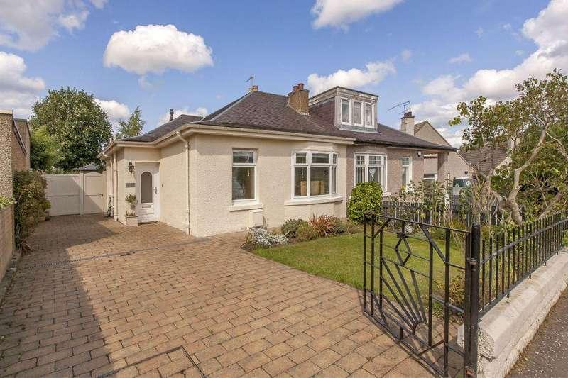 2 Bedrooms Semi Detached House for sale in 27 Mountcastle Terrace, Mountcastle, Edinburgh, EH8 7SQ