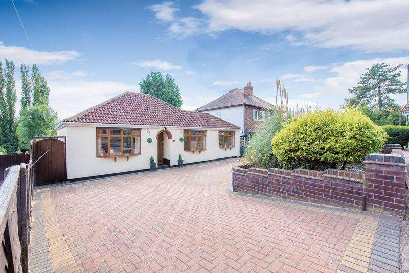 3 Bedrooms Detached Bungalow for sale in Weoley Park Road, Selly Oak - MUST BE SEEN