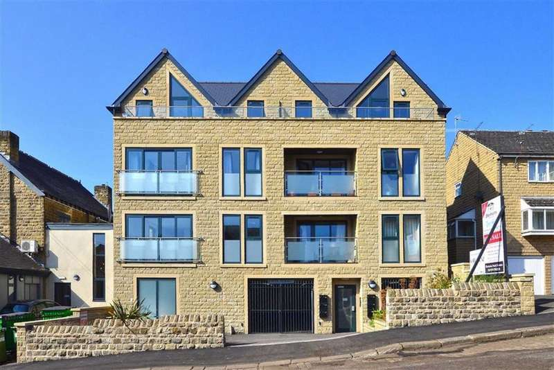 2 Bedrooms Apartment Flat for sale in Dover Road, Sheffield, Yorkshire