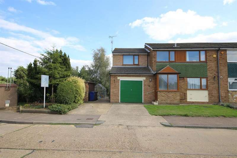 5 Bedrooms Semi Detached House for sale in Halt Drive, -, Linford