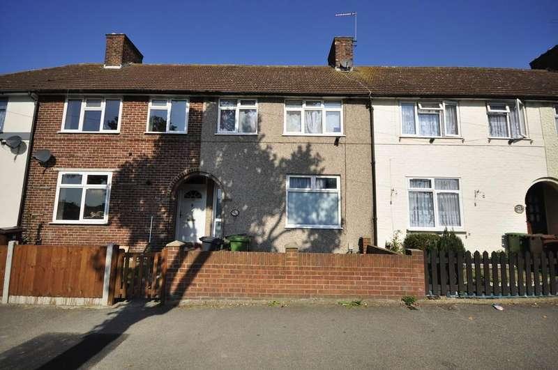 3 Bedrooms Terraced House for sale in Dagenham Avenue, Dagenham