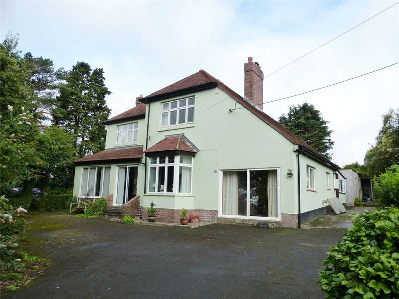 3 Bedrooms Detached House for sale in Arwynfa, Henllan Amgoed, Whitland, Carmarthenshire