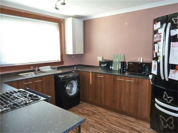 2 Bedrooms Flat for sale in Nelson Place, Ayr, South Ayrshire