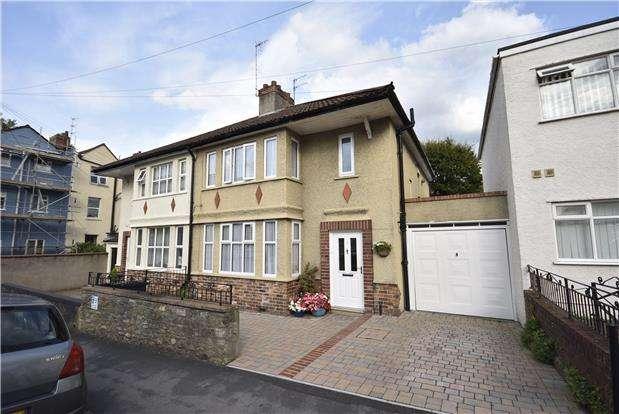 3 Bedrooms Semi Detached House for sale in Osborne Road, Southville, Bristol, BS3 1PR