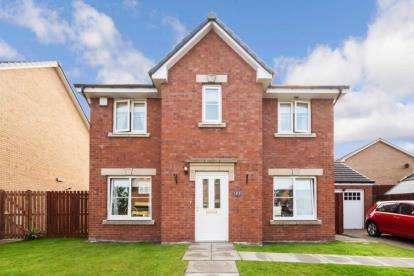 4 Bedrooms Detached House for sale in Shankly Drive, Morningside, Wishaw
