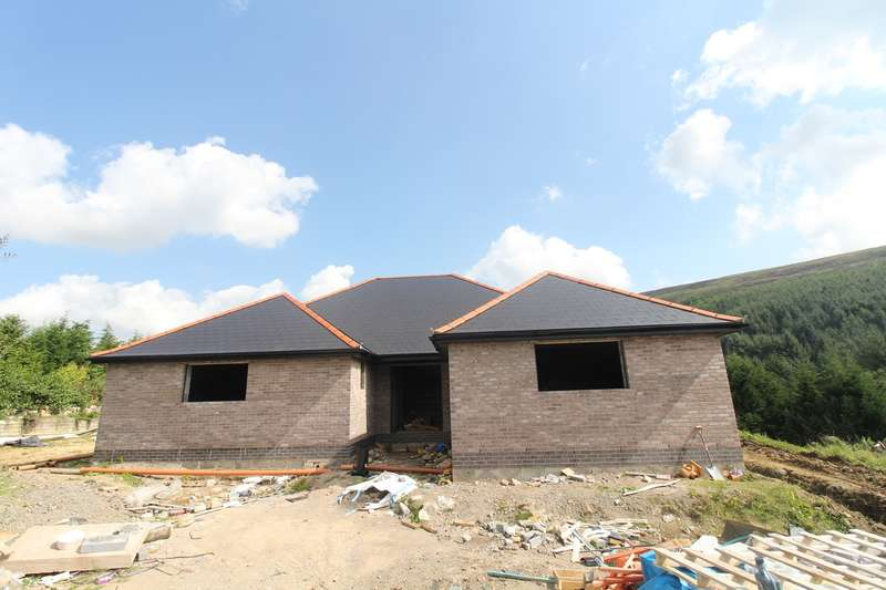 3 Bedrooms Plot Commercial for sale in Forest View Close, Abertwyssg, Tredegar, NP22