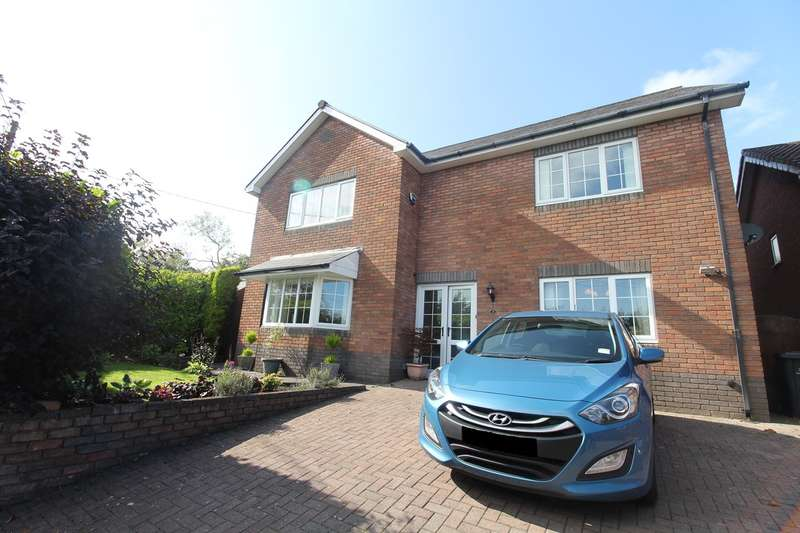 5 Bedrooms Detached House for sale in Primrose Lane, Rassau, Ebbw Vale, NP23