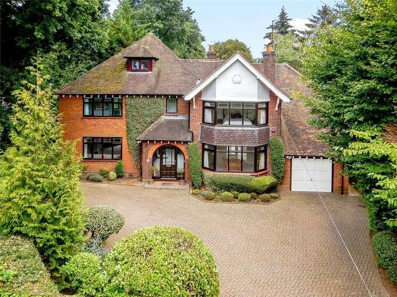 5 Bedrooms Detached House for sale in Old Harpenden Road, St. Albans, Hertfordshire