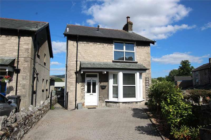 3 Bedrooms Detached House for sale in 57 Burneside Road, Kendal, Cumbria