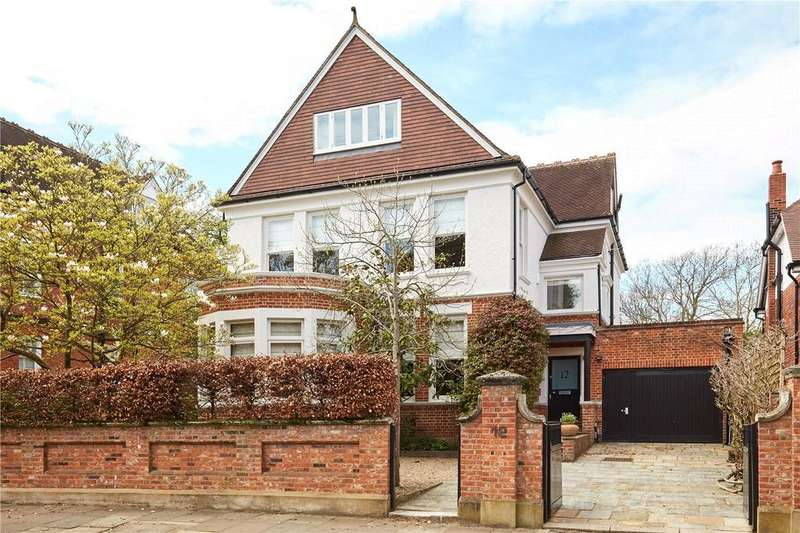 7 Bedrooms Detached House for sale in Woodborough Road, London, SW15