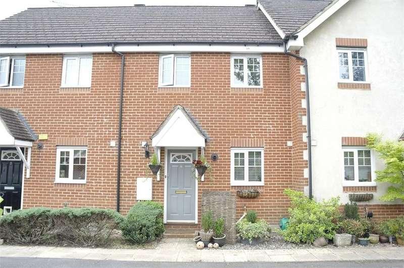 3 Bedrooms Terraced House for sale in Saddler Corner, SANDHURST, Berkshire