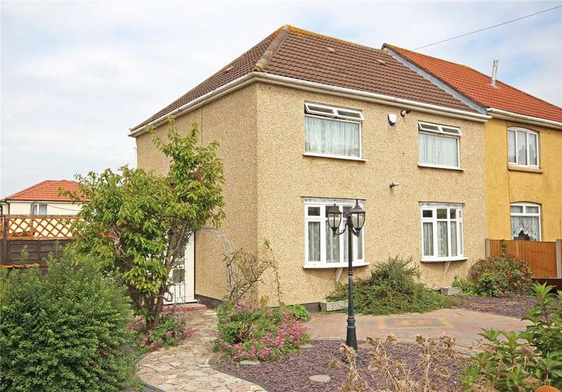 3 Bedrooms Semi Detached House for sale in Gayner Road, Filton, Bristol, BS7