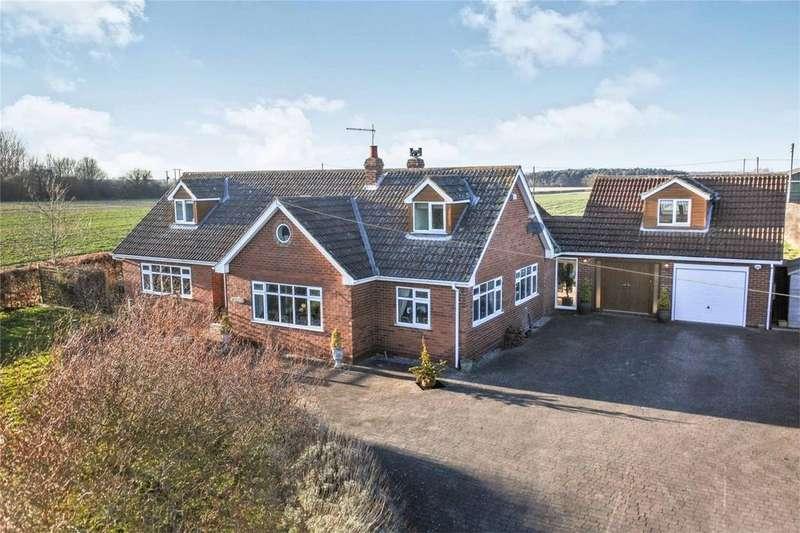 5 Bedrooms Detached House for sale in Escrick Road, Wheldrake, York