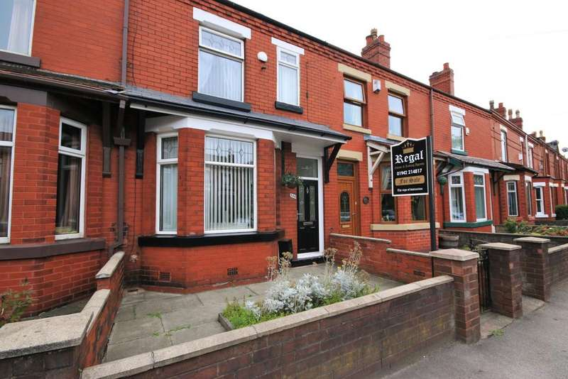 3 Bedrooms Terraced House for sale in Warrington Road, Goose Green, Wigan, WN3 6PF