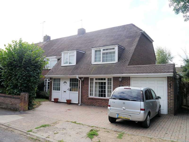 4 Bedrooms Semi Detached House for sale in Whiteley, Windsor SL4
