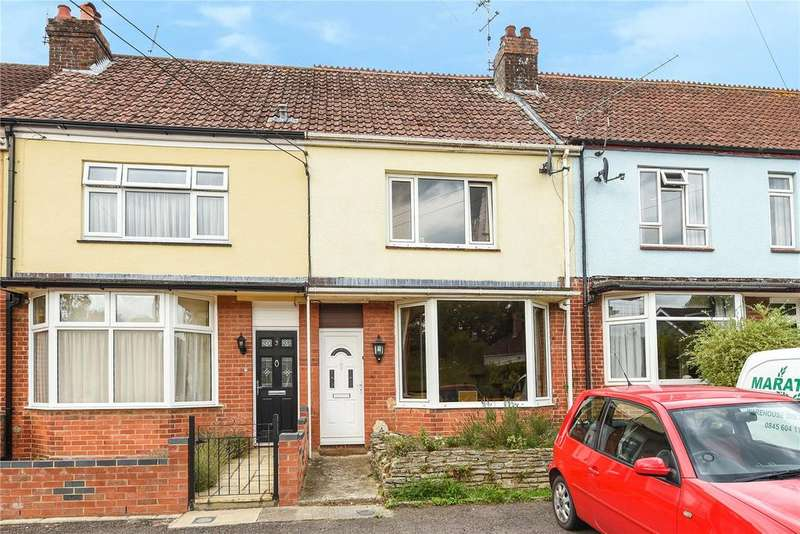 2 Bedrooms Terraced House for sale in Wardle Road, Highbridge, Eastleigh, Hampshire, SO50