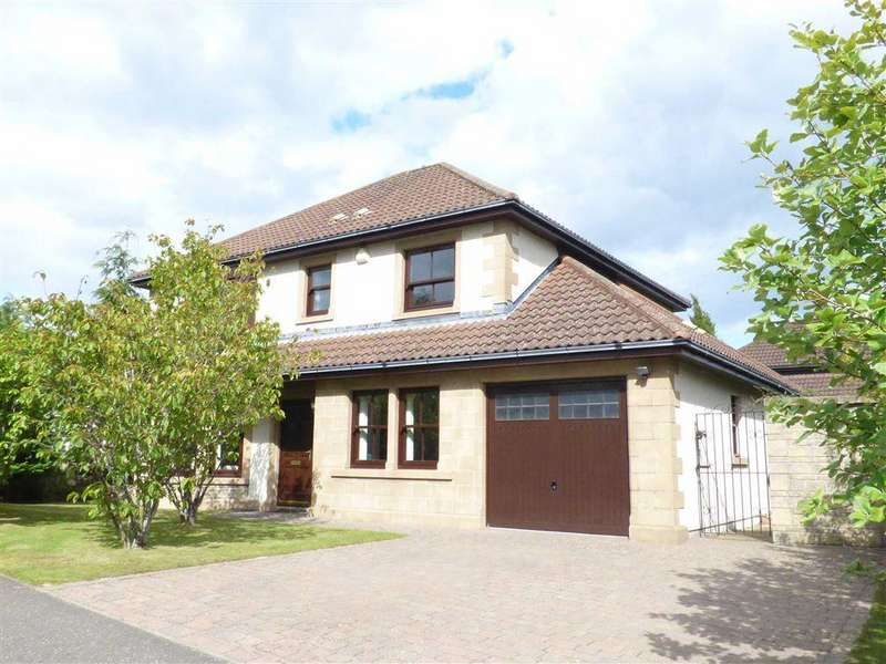 5 Bedrooms Detached House for sale in Lumsden Crescent, St Andrews, Fife