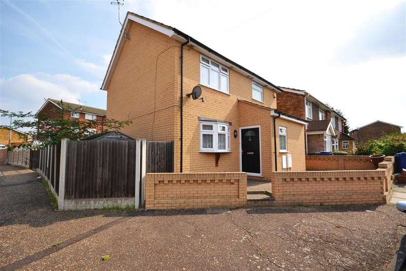 3 Bedrooms Detached House for sale in Errington Close, Chadwell St.Mary