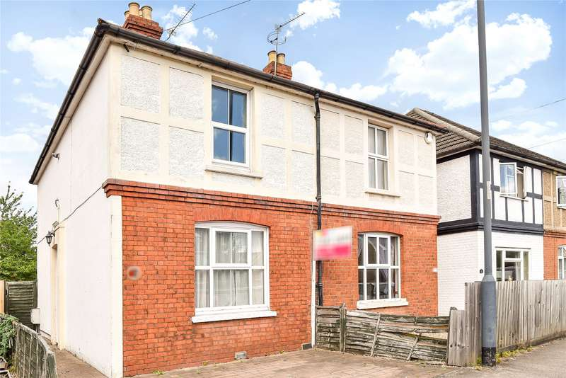 2 Bedrooms Semi Detached House for sale in Courthouse Road, Maidenhead, Berkshire, SL6