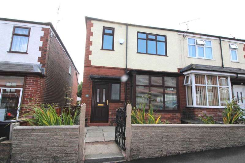 3 Bedrooms Semi Detached House for sale in Stanley Road, Bolton