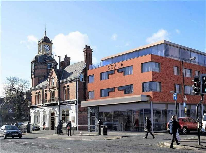 1 Bedroom Flat for sale in Wilmslow Road, Manchester