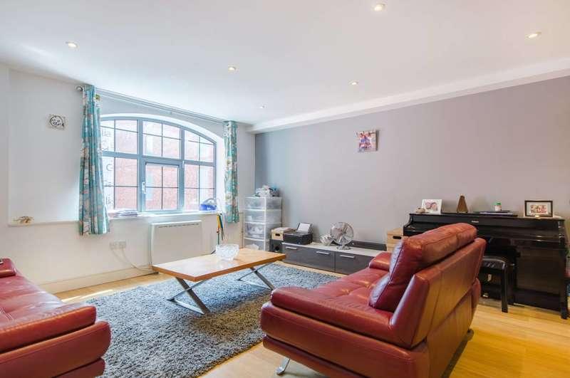 2 Bedrooms Flat for sale in Bermondsey Street, London Bridge, SE1