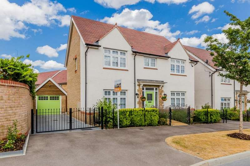 4 Bedrooms Detached House for sale in Germander Avenue, Halling, ME2