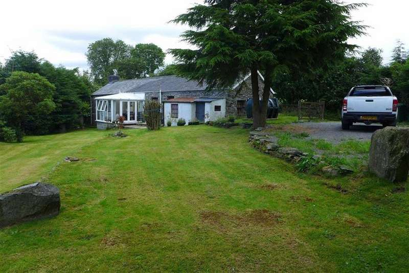 2 Bedrooms Cottage House for sale in Ystrad Meurig, Ceredigion, SY25