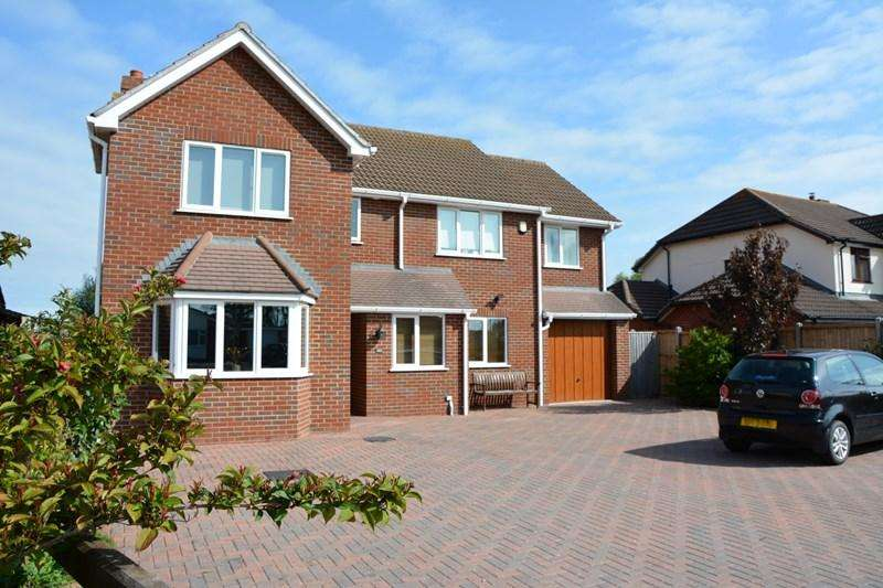 6 Bedrooms Detached House for sale in Oak Tree Place, Burnham-On-Sea