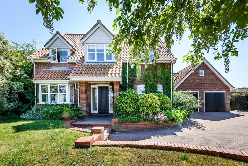 4 Bedrooms Detached House for sale in Barnby, NR34