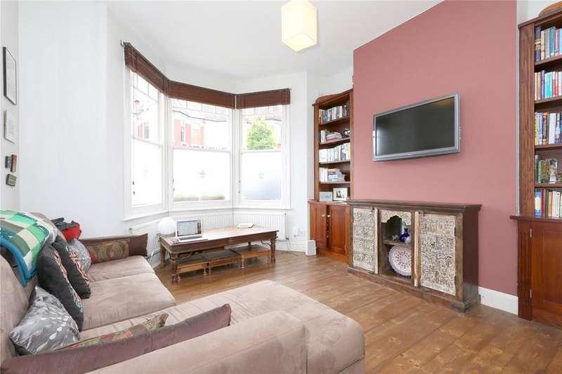 2 Bedrooms Flat for sale in Allison Road, Harringay, London, N8