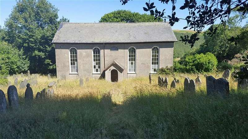 Land Commercial for sale in Salem, Aberystwyth, Ceredigion, SY23