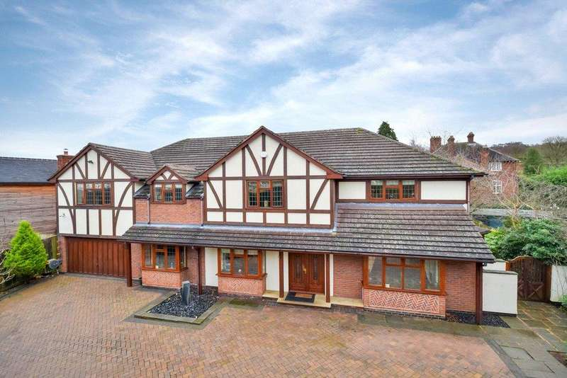 6 Bedrooms Detached House for sale in Brocton, Stafford