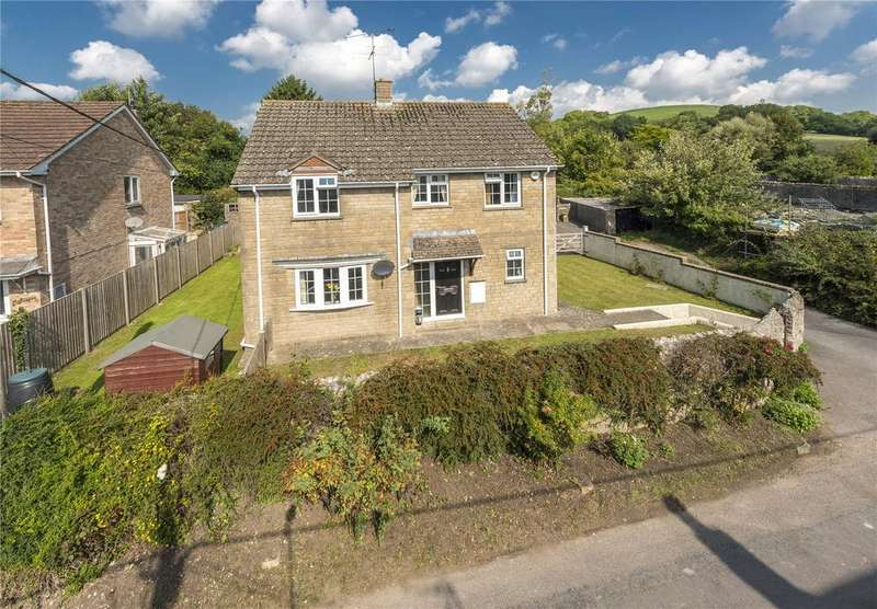 4 Bedrooms Detached House for sale in Cattistock, Dorchester, Dorset