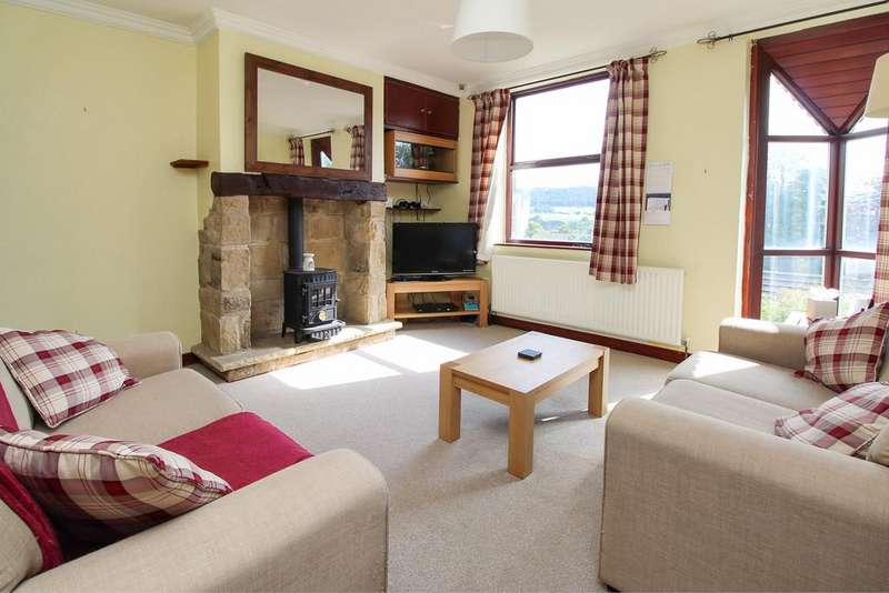 2 Bedrooms Terraced House for sale in Rattle Cottage, Chapel Hill, Ashover