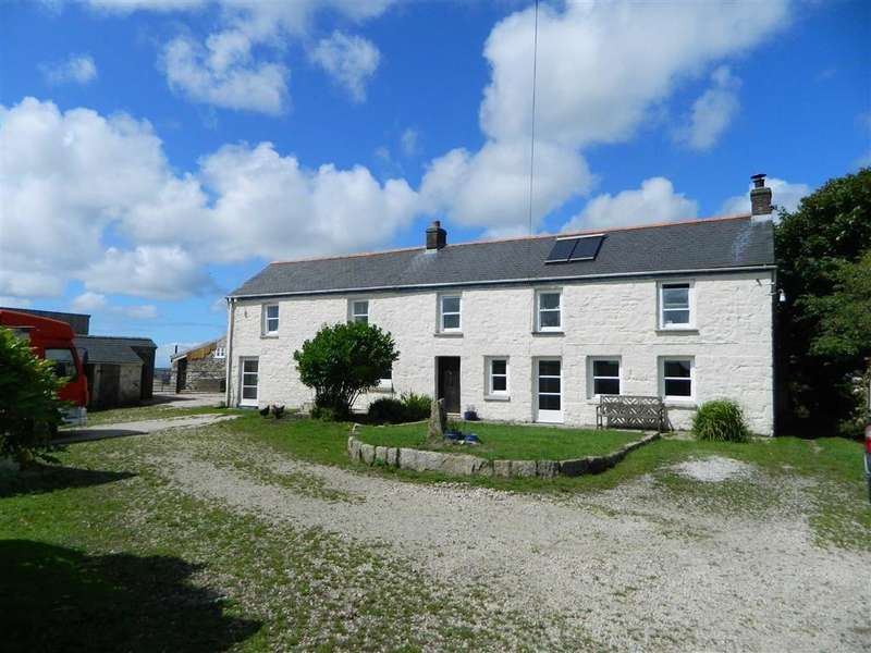 4 Bedrooms Land Commercial for sale in Viscar, Wendron, Helston, Cornwall, TR13