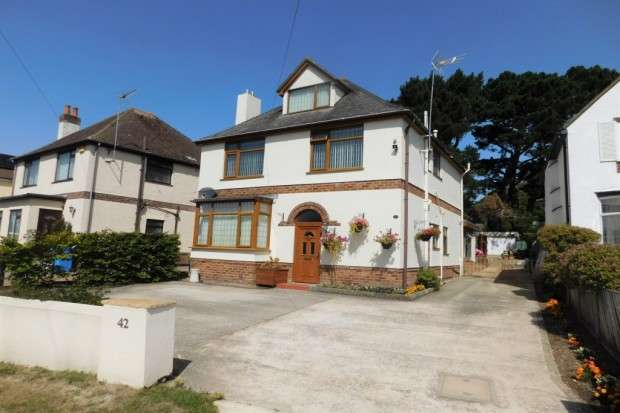 5 Bedrooms Detached House for sale in Lake Drive, Hamworthy, Poole, BH15