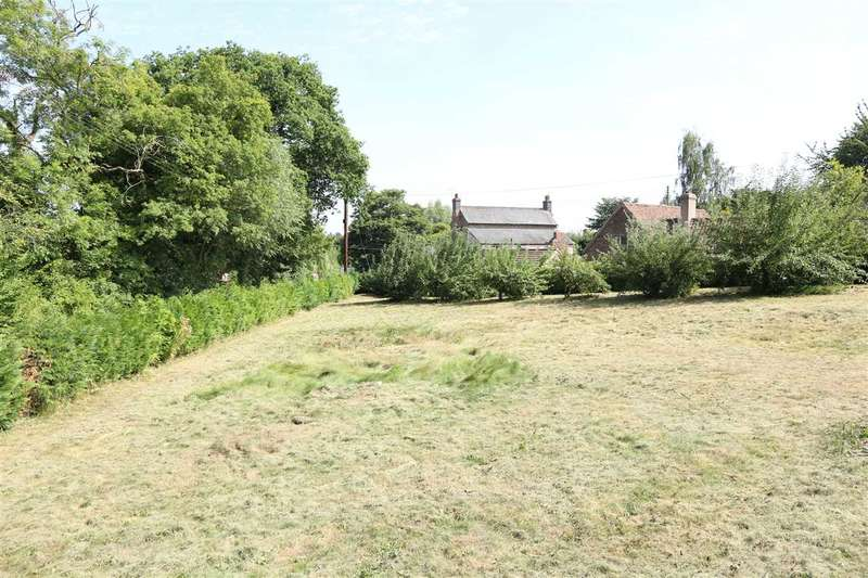 Plot Commercial for sale in Hoarwithy, 4 Building Plots, Ross-on-Wye
