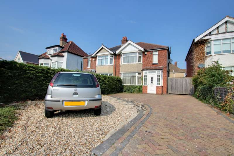 3 Bedrooms Semi Detached House for sale in Winchester Road, Shirley, Southampton