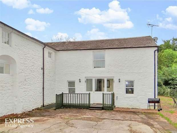 4 Bedrooms Detached House for sale in Telford Mews, Beattock, Moffat, Dumfries and Galloway