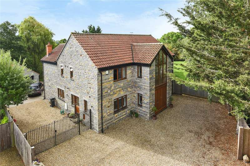4 Bedrooms Detached House for sale in Sutton Road, Somerton, Somerset, TA11