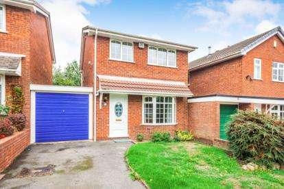 3 Bedrooms Link Detached House for sale in Old Park Road, Wednesbury, West Midlands