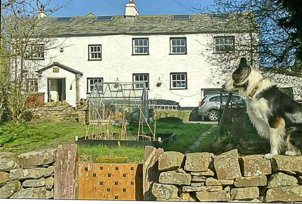 5 Bedrooms Farm House Character Property for sale in Hutton Roof, South Lakeland, Cumbria, LA6 2PG