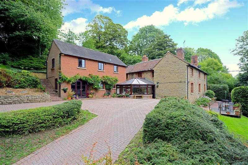 6 Bedrooms Detached House for sale in Bourton, Much Wenlock