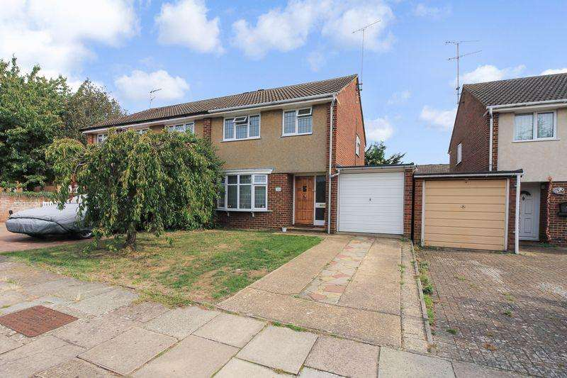 3 Bedrooms Semi Detached House for sale in Old Bedford Road, Luton